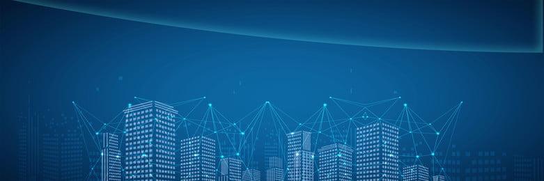 藍色科技背景模板 藍色 科技 幾何 多邊形 詳情頁海報 科技感 科技風 高科技 漸變, 藍色科技背景模板, 藍色, 科技 背景圖片