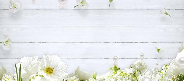 木の板文学新鮮な白い花のバナーの背景 木の板 文学 新鮮な 白 花 バナー バックグラウンド 木の板 文学 新鮮な 白 花 バナー バックグラウンド, 木の板, 文学, 新鮮な 背景画像