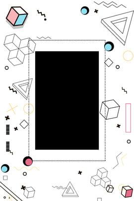 Cartoon poster nền tươi Phim hoạt hình Tươi Hình Giản Học Áp Hình Nền