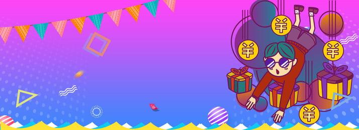 Phim hoạt hình gió bunting banner Phim hoạt hình Hình ơn Bunting Hình Nền