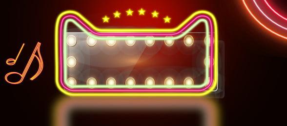 cat đầu neon nền đen banner Đầu mèo neon Đen biểu ngữ bối, Mèo, Neon, Đen Ảnh nền