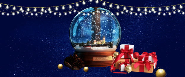 christmas christmas eve christmas crystal ball, Gift, Lantern, Beautiful Background image