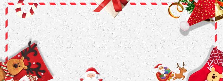 Christmas Poster Background 背景画像
