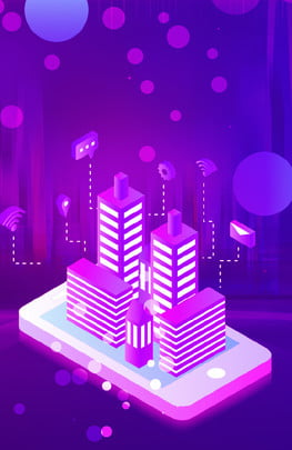 thành phố thông tin mạng công nghệ sense 2 5d poster thành phố mạng thông tin Ý , Vi, Màu, Công Ảnh nền