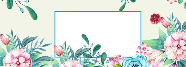 의류 판매 파란색 녹색 배경 문학 포스터 배너 의류 판매 파란색 녹색 배경 문학 포스터, 배너, 꽃, 해피 배경 이미지