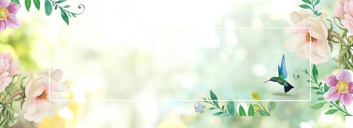 衣料品販売緑色の背景文学ポスターバナー 衣服 売上高 緑の背景 シンプルなスタイル 文学 ポスターの背景 夏の新スタイル しあわせ, 衣料品販売緑色の背景文学ポスターバナー, 衣服, 売上高 背景画像