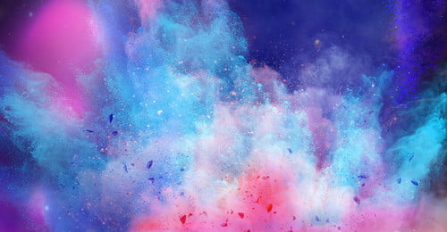 Colored Powder Color Powder Ink, Color Abstraction, Fluid, Liquid, Background image