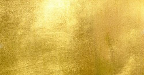 Kết cấu kim loại nền vàng Sáng tạo Đèn flash Sáng Cảnh Nền Hình Nền
