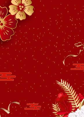 크리 에이 티브 황금 축제 돼지 올해 포스터 크리에이티브 핫 스탬핑 금 축제 돼지의 해 새해 봄 , 적, 파일, Hd 배경 이미지