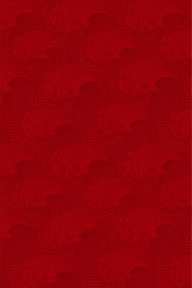 डार्क शेड्स चीनी स्टाइल वेव पैटर्न पोस्टर अंधेरा छाया चीनी हवा , छायांकन, लाल, लकीर पृष्ठभूमि छवि