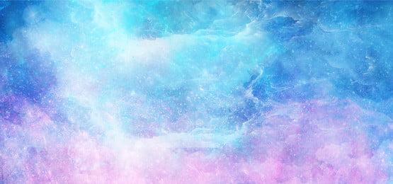 सुंदर तारों का आकाश जल रंग नीला बैंगनी पृष्ठभूमि सपना तारों वाला आकाश सुंदर नीला, रंग, सुंदर तारों का आकाश जल रंग नीला बैंगनी पृष्ठभूमि, बैंगनी पृष्ठभूमि छवि