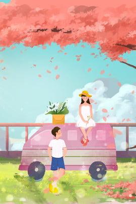 सुंदर शरद ऋतु रोमांटिक यात्रा शादी विवाह पोस्टर पड़ना शादी रोमांटिक यात्रा यात्रा विवाह दूल्हा दुल्हन चेरी का , सुंदर शरद ऋतु रोमांटिक यात्रा शादी विवाह पोस्टर, का, फूल पृष्ठभूमि छवि