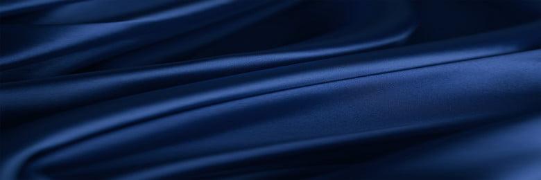 다크 블루 에나멜 실크 배경 템플릿 아름다운 리본 실크 접기 쥬얼리 아름다운 리본 실크 접기 실크 원사 새틴 축제 크리에이티브 유럽과 미국, 아름다운, 리본, 실크 배경 이미지