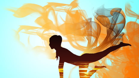 Download Free Yoga Mat Movement Background Images Yoga Mats Taobao Banner Background Hd Background Png And Vectors