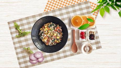 미식가 점심 식사 음식 건강 음식 포스터 점심 식사 저녁 식사 건강 다이어트 신선한 문학 포스터, 음식, 포스터, 점심 배경 이미지