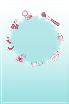 fresh makeups pink mint green , Girls Day, Poster, Lovely Background image