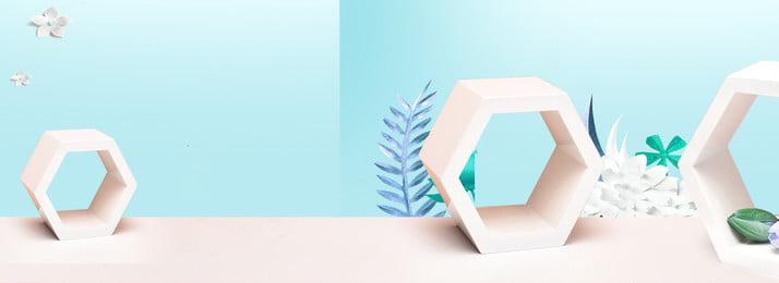 Синий свежий трехмерный алмазный баннер пресная метоп ромб Зеленый лист Трехмерный аксессуары ювелирные изделия ювелирные женская косметический Новый Фоновое изображение