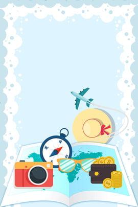 du lịch toàn cầu gia đình chơi nền , Du Lịch, La Bàn, Ví Ảnh nền