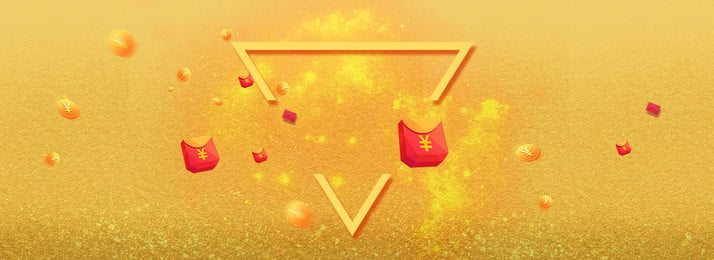 सुनहरी पृष्ठभूमि सोने का पीला मलना कार्निवाल लाल लिफाफा उपहार सोने, सुनहरी पृष्ठभूमि, का, सिक्का पृष्ठभूमि छवि