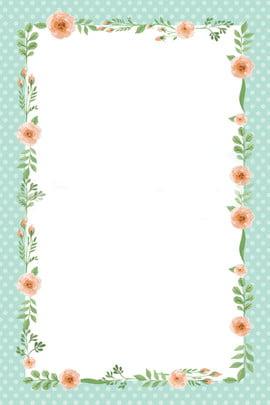 綠點花背景 , 海報, 鮮花, 新鮮 背景圖片
