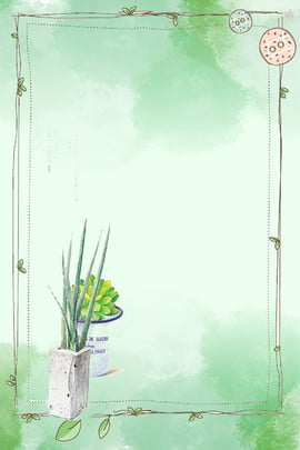 green phim hoạt hình vẽ tay minh họa nền màu xanh lá xanh phim , Giản, Không, Hoạt Ảnh nền