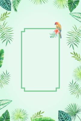 간단한 녹색 포스터 녹색 포스터 신선한 포스터 봄에 새로운 봄 , 간단한 녹색 포스터, 포스터, 신선한 배경 이미지