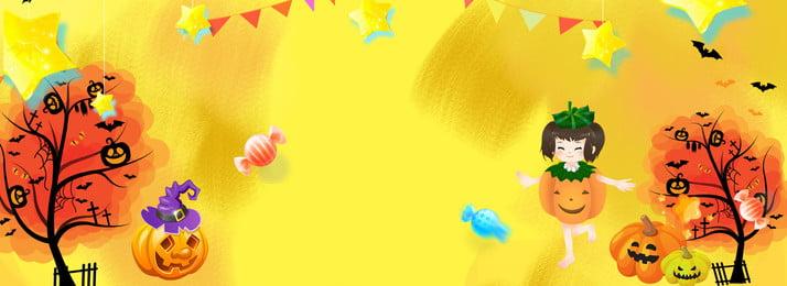 हैलोवीन पीले पिन पृष्ठभूमि हैलोवीन पीले रंग की, हैलोवीन, पीले, रंग पृष्ठभूमि छवि