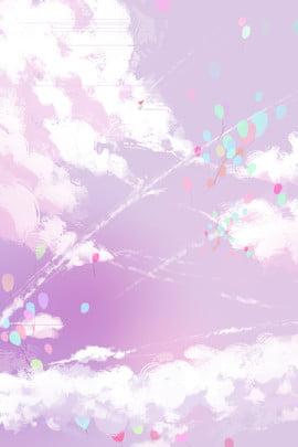 Đẹp nền bầu trời Vẽ tay Đẹp Đơn giản Máy Cảnh Bay Bong Hình Nền