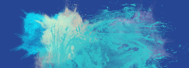 tangan dicat warna latar belakang kesan splatter tangan ditarik warna splash kesan biru tekstur latar belakang, Belakang, Ditarik, Warna imej latar belakang