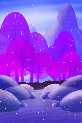 手描きの森のポスターの背景 手描き 森 木々 葉っぱ 大きな木 石 光点 ポスター バックグラウンド 手描きの森のポスターの背景 手描き 森 背景画像