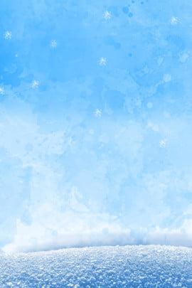 12 월 안녕하세요 blue fresh layered banner 안녕하세요  12 월  신선한 겨울 겨울 설경 단순한 분위기 블루 창조적 , 12, 월., 신선한 배경 이미지