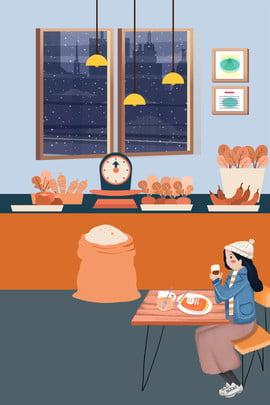 छुट्टी बुफे खाने का समय छुट्टी आराम का समय जीवन समय बुफे भोजन लड़की गरम कपड़ा , का, छुट्टी, आराम पृष्ठभूमि छवि