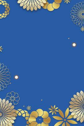 종이 절단 바람 꽃 꽃 bronzing hd 배경 핫 스탬핑 금 상업 측 종이 , 적, 소재, 창조적 배경 이미지