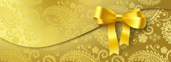 fundo de convite de casamento sintético criativo convite ouro hot stamping casamento síntese luxo bow sombreamento alta final luxo, Fundo De Convite De Casamento Sintético Criativo, Convite, Ouro Imagem de fundo