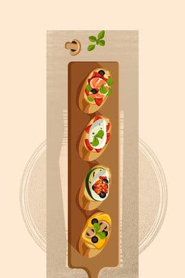 Cartaz de comida especial de comida japonesa Japão Culinária Pimentão Sushi Comida especial Alimento Especial Alimento Cartaz Imagem Do Plano De Fundo