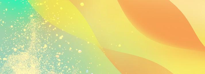 創意合成檸檬黃背景 檸檬黃 黃色 漸變 潑灑 簡約 創意 合成, 創意合成檸檬黃背景, 檸檬黃, 黃色 背景圖片