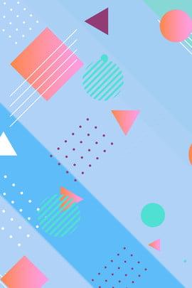 زرقاء نقطة خط الفن ملصق خط فن أزرق نقطة صندوق أحمر التغيير التدريجي لصق بسيط , خط, فن, أزرق صور الخلفية