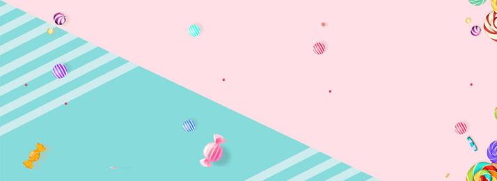 macaron background candy geometric, Red, Blue, Macaron Background image