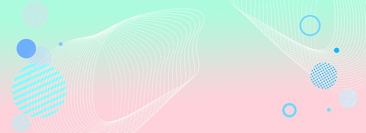 macaron gradient wavy lines minimalistic background, Polygon, Circle, Macaron Background image