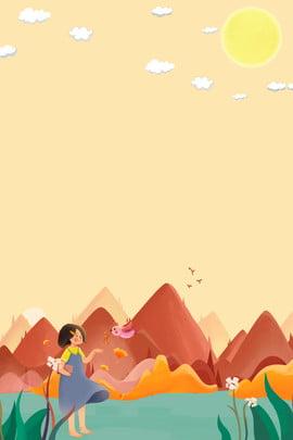 du lịch quốc khánh little girl adventure ngày quốc khánh quốc , Phích, Khánh, Quốc Ảnh nền