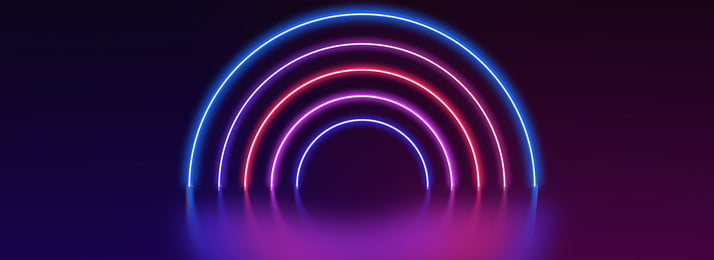 neon black gradient lamp effect background, Geometric, Line, Gradient Background image