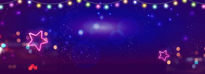 ब्लू ग्रेडिएंट फैशन नियॉन कूल ननर नियॉन प्रकाश फ़ैशन वातावरण ठंडा नीयन पृष्ठभूमि प्रकाश, प्रकाश, फ़ैशन, वातावरण पृष्ठभूमि छवि
