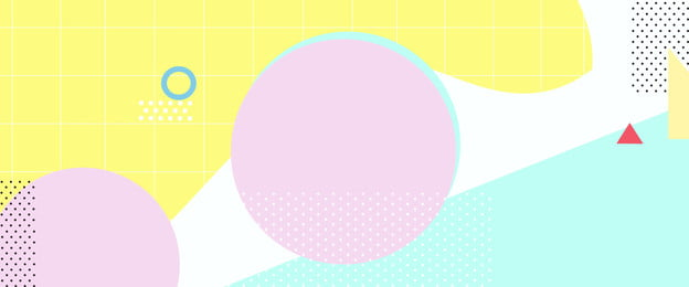 New In Spring Geometric Contrast Color Irregular Shape, Wave Point, Line, New In Spring, Background image