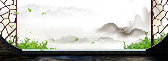 चाय की चौखट साहित्यिक प्राचीन बैनर चाय पर नया साहित्य, और, का, सेट पृष्ठभूमि छवि