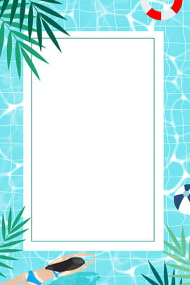 ocean blue poster literary , Geometric, Leaf, Discount Background image