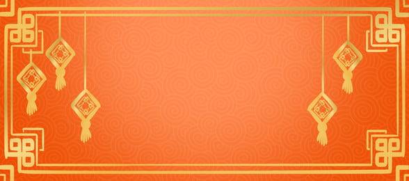 orange bronzing pig year 2019banner poster nền cam dập nóng năm con, Nóng, Năm, Cam Ảnh nền