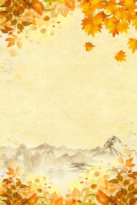 orange maple leaf plant natural , Surroundings, Landscape, Decoration Background image
