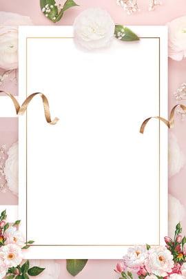 pink flower plant decoration , Frame, Rich, Luster Background image