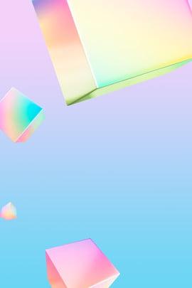 ピンクパープルグラデーション正方形の背景 ピンクパープル グラデーション バックグラウンド 広場 単純な 雰囲気 シェーディング , ピンクパープル, グラデーション, バックグラウンド 背景画像