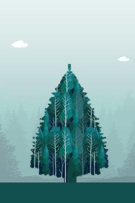 क्रिएटिव सिंथेटिक आर्बर डे पोस्टर पोस्टर आर्बर डे पेड़ ताज़ा बादल चित्रण कार्टून संश्लेषण , क्रिएटिव सिंथेटिक आर्बर डे पोस्टर, पोस्टर, आर्बर पृष्ठभूमि छवि
